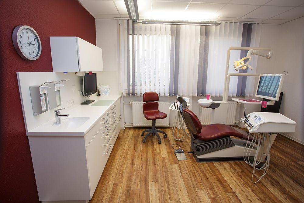 Behandlungszimmer 2 | Zahnarztpraxis Schuchardt